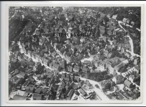 ZZ-3314/ Esslingen Foto seltenes Luftbild 1936 18 x 13 cm