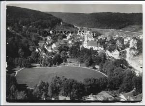 ZZ-3440/ Herrlingen Foto seltenes Luftbild 1936 18 x 13 cm