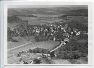 ZZ-3442/ Ruppertshofen Foto seltenes Luftbild 1936 18 x 13 cm