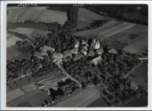 ZZ-3443/ Tonolzbronn b. Ruppertshofen Foto seltenes Luftbild 1939 18 x 13 cm