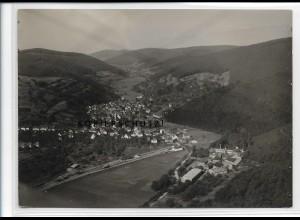 ZZ-3465/ Schönau i. O. Foto seltenes Luftbild ca.1938 18 x 13 cm