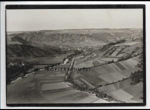 ZZ-3701/ Untermünkheim Foto seltenes Luftbild 1936 18 x 13 cm