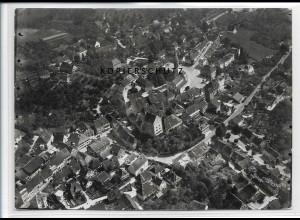 ZZ-3736/ Markdorf Foto seltenes Luftbild 1937 18 x 13 cm