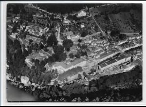 ZZ-3796/ Wildbad Foto seltenes Luftbild 1936 18 x 13 cm