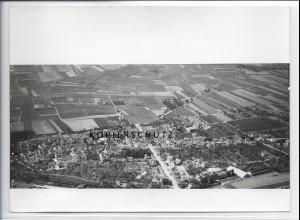 ZZ-5200/ Westhofen Foto seltenes Luftbild 18 x 13 cm 1935