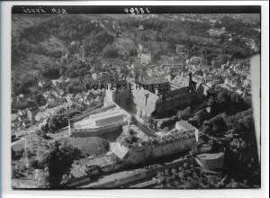 ZZ-3834/ Kulmbach Foto seltenes Luftbild 1939 18 x 13 cm