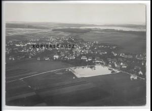 ZZ-3599/ Winterlingen Foto seltenes Luftbild 1935 18 x 13 cm
