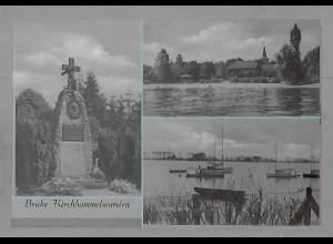 Neg5892/ Brake Kirchhammelwarden altes Negativ 50er Jahre