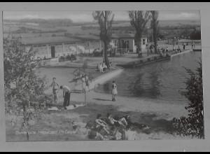 Neg5956/ Buxtehude Heidebad altes Negativ 50/60er Jahre