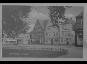 Neg5952/ Buxtehude Petriplatz altes Negativ 60er Jahre