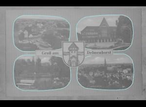 Neg5884/ Delmenhorst altes Negativ 50/60er Jahre