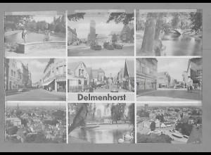 Neg5882/ Delmenhorst altes Negativ 50/60er Jahre