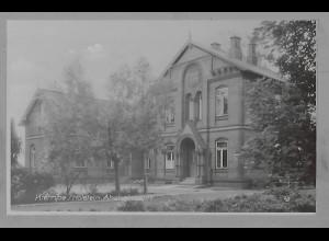 Neg5873/ Krempe Holstein Ahsbahs-Stift altes Negativ 50/60er Jahre