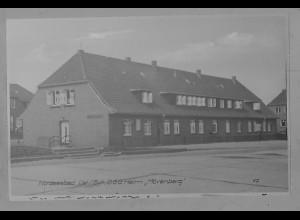 Neg5943/ List D.G.B. Heim Mövenberg Sylt altes Negativ 60er Jahre