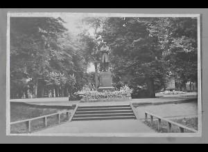 Neg5931/ Tönning Esmarch Denkmal altes Negativ 50er Jahre