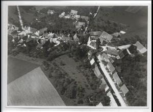 ZZ-3638/ Eysölden b. Thalmässing Foto seltenes Luftbild ca.1936 18 x 13 cm