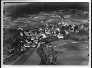 ZZ-3651/ Eschenbach bei Grafenwöhr Foto seltenes Luftbild 1936 18 x 13 cm