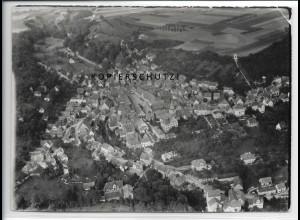 ZZ-3710/ Gräfenberg Foto seltenes Luftbild 1939 18 x 13 cm