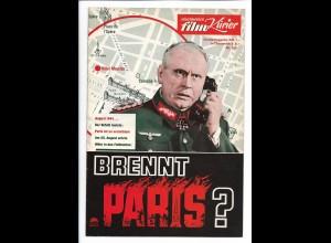 C4071/ IFK Nr.154 Filmprogramm Sonderausgabe Brennt Paris? Gert Fröbe