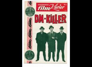 C4068/ IFK Nr.35 Filmprogramm DM Killer Curd Jürgen Walter Giller