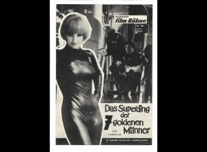 C4052/ IFB Nr. 7561 Filmprogramm Das Superding der 7 goldenen Männer