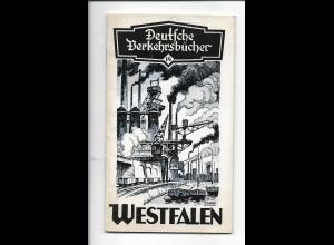 C4050/ Westfalen Deutsche Verkehrsbücher Nr. 14 56 Seiten