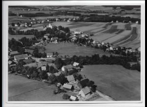 ZZ-3907/ Immenreuth bei Kemnath Foto seltenes Luftbild 1938 18 x 13 cm