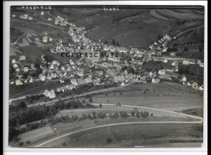 ZZ-3931/ Neufra Foto seltenes Luftbild 1939 18 x 13 cm