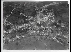 ZZ-3953/ Obernheim Foto seltenes Luftbild ca. 1936 18 x 13 cm