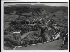 ZZ-4476/ Castell Foto seltenes Luftbild ca.1938 18 x 13 cm