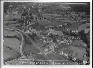 ZZ-4325/ Weißenohe Foto seltenes Luftbild 1939 18 x 13 cm
