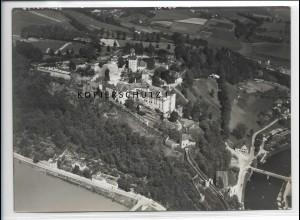 ZZ-4195/ Passau Foto seltenes Luftbild 1938 18 x 13 cm