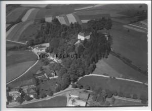 ZZ-4086/ Freyung Foto seltenes Luftbild 1938 18 x 13 cm