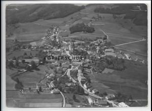 ZZ-4206/ Freyung Foto seltenes Luftbild 1938 18 x 13 cm