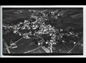 ZZ-4218/ Tittling Foto seltenes Luftbild 1938 18 x 11 cm