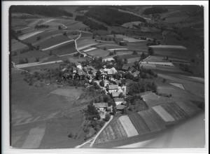 ZZ-4225/ Lämmersreuth b. Waldkirchen Foto seltenes Luftbild 1938 18 x 13 cm