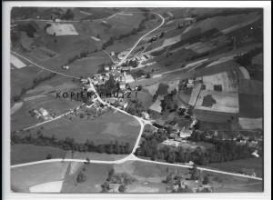 ZZ-4238/ Ringelai bei Freyung Foto seltenes Luftbild 1938 18 x 13 cm