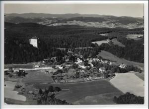 ZZ-4239/ Saldenburg Foto seltenes Luftbild 1935 18 x 13 cm