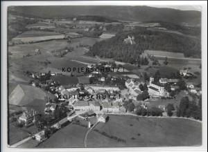 ZZ-4244/ Gotteszell Foto seltenes Luftbild 1937 18 x 13 cm