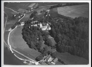 ZZ-4248/ Wildthurn bei Landau Foto seltenes Luftbild 1938 18 x 13 cm