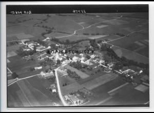 ZZ-4249/ Niederhausen bei Landau Foto seltenes Luftbild 1938 18 x 13 cm