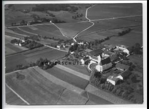 ZZ-4257/ Dornach bei Eichendorf Foto seltenes Luftbild 1938 18 x 13 cm
