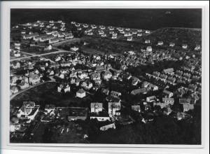 ZZ-4099/ Röthenbach a.d Pegnitz Foto seltenes Luftbild 1938 17,5 x 12,5 cm