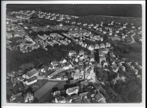 ZZ-4100/ Röthenbach a.d Pegnitz Foto seltenes Luftbild 1938 17,5 x 12,5 cm