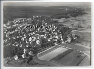 ZZ-4261/ Behringersdorf b. Schwaig Nürnberg Foto seltenes Luftbild 1936 18x13 cm