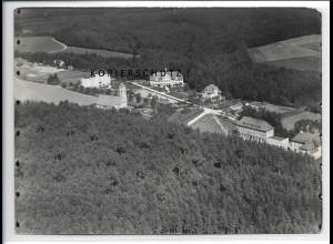 ZZ-4265/ Ochenbruck - Schwarzenbruck Foto seltenes Luftbild ca.1938 18 x 13 cm