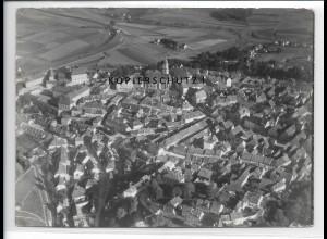 ZZ-4104/ Sulzbach - Rosenberg Foto seltenes Luftbild 1937 18 x 13 cm