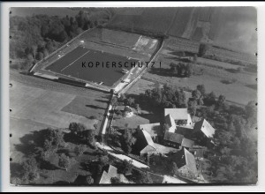 ZZ-4106/ Rosenberg Foto seltenes Luftbild 1937 18 x 13 cm