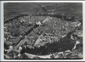 ZZ-4108/ Neumarkt i.d. Opf. Foto seltenes Luftbild 1937 18 x 13 cm