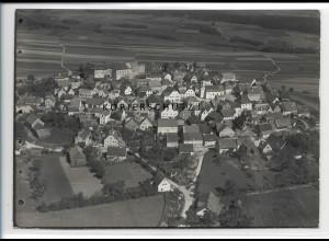 ZZ-4275/ Lupburg Foto seltenes Luftbild 1937 18 x 13 cm